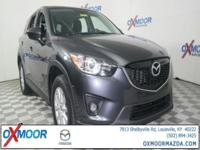 New Price! 2014 Mazda CX-5 Touring 4.62 Axle Ratio,