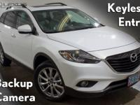 2014 Mazda CX-9 and K-Certified ( 2 years/100,000 miles