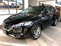 ABSOLUTELY STUNNING 2014 MAZDA CX-9 AWD GRAND TOURING,