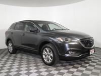 Certified. Mazda CX-9 Touring 2014 ***MAZDA CERTIFIED