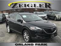 Options:  2014 Mazda Cx-9 Grand