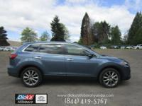 Clean Carfax! This is a gorgeous 2014 Mazda CX-9 Grand