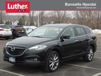 CARFAX 1-Owner. CX-9 Grand Touring trim. JUST REPRICED