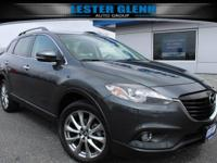 This 2014 Mazda CX-9 Grand Touring is offered to you
