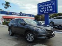 Options:  2014 Mazda Cx-9 Sport|Gray|Your Satisfaction