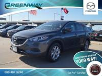 AWD. It's time for Greenway Mazda! Get ready to