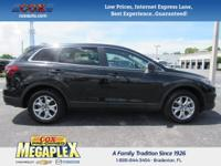 This 1 OWNER, Certified 2014 Mazda CX-9 Touring is well