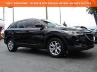 CARFAX One-Owner. Clean CARFAX.2014 Mazda CX-9 Touring