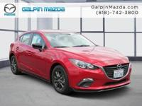 Mazda Certified, CARFAX 1-Owner, LOW MILES - 136! EPA