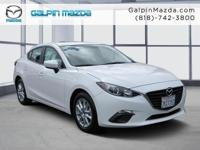 Mazda Certified, CARFAX 1-Owner, GREAT MILES 107! FUEL