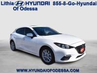 EPA 40 MPG Hwy/30 MPG City! CARFAX 1-Owner, LOW MILES -