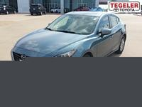 Blue 2014 Mazda Mazda3 i Grand Touring FWD 6-Speed