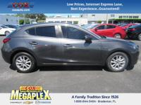 This 1 Owner, Certified Mazda3 Grand Touring is well
