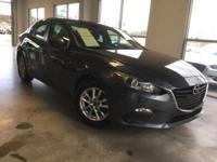 Mazda3 i Grand Touring, Mazda Certified, 4D Sedan,