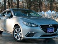 2014 Mazda Mazda3, Liquid Silver, Accident Free CARFAX,