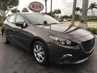 2014 Mazda Mazda3 i in Gray, *All Routine Maintenance