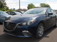 One Owner, Accident Free History, and Mazda Certified.