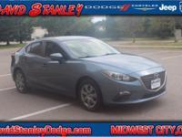 Mazda3 i Sport, 4D Sedan, SKYACTIV-G 2.0L 4-Cylinder