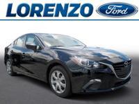 Options:  2014 Mazda Mazda3 I Sport|Jet Black Mica/|V4