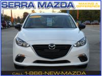 Dare to compare!!! This credible 2014 Mazda Mazda3 i SV