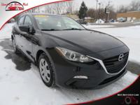 TECHNOLOGY FEATURES:  This Mazda3 Includes   Keyless