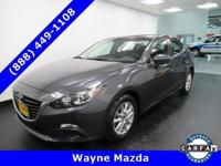 This Mazda Mazda3 has a strong Regular Unleaded I-4 2.0