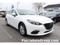 MAZDA FACTORY CERTIFIED!, Mazda3 i Touring. CARFAX
