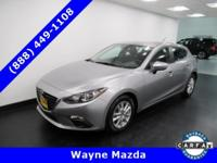 This Mazda Mazda3 has a powerful Regular Unleaded I-4