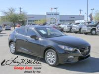 Scores 40 Highway MPG and 30 City MPG! This Mazda