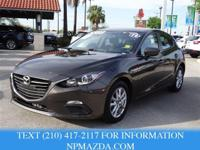 Mazda Certified, CARFAX 1-Owner, GREAT MILES 16,061!