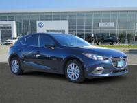 Mazda3 i Touring trim. CARFAX 1-Owner, Superb