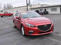 Check out this gently-used 2014 Mazda Mazda3 we