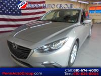 CARFAX One-Owner. Clean CARFAX. Silver 2014 Mazda