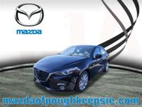 Mazda CERTIFIED!! Climb into this hot s Grand Touring