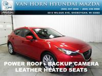 Body Style: Hatchback Engine: Exterior Color: Red