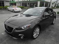 Mazda3 s Grand Touring, Mazda Certified, SKYACTIV 2.5L