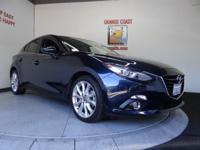 Options:  2014 Mazda Mazda3 S Grand Touring|Blue
