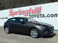 Check out this 2014 Mazda 3 Hatchback Grand Touring.