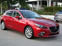 Mazda3 s Grand Touring, 2.5L 4-Cylinder DGI DOHC, and