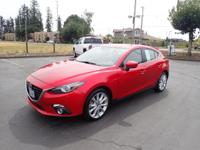 Don't miss out on this 2014 Mazda Mazda3 Grand Touring!