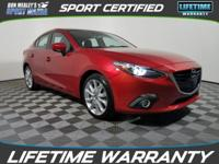 2014 Mazda Mazda3 COVERED BY OUR NATIONWIDE & UNLIMITED