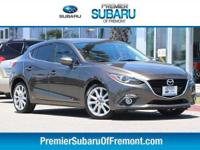 Options:  2014 Mazda Mazda3 S 4D Hatchback|Navigation