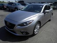 Mazda3 s Grand Touring Mazda Certified 6-Speed