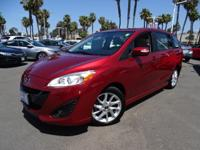 Options:  2014 Mazda Mazda5 Grand Touring|Red|Talk