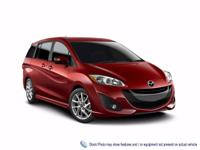 $3000 off MSRP on all new 2014 Mazda5 Vans Body Style: