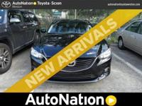 Take a look at this gently-used 2014 Mazda Mazda6 we