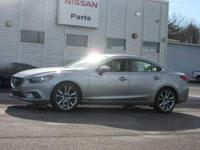 This 2014 Mazda Mazda6 i Grand Touring is proudly
