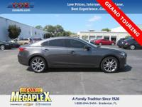 New Price! This 2014 Mazda Mazda6 i in Meteor Gray Mica