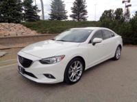 You've got your eyes set on our One Owner 2014 Mazda6 i