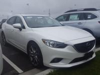 2014 Mazda Mazda6 i. Buttons and switches are